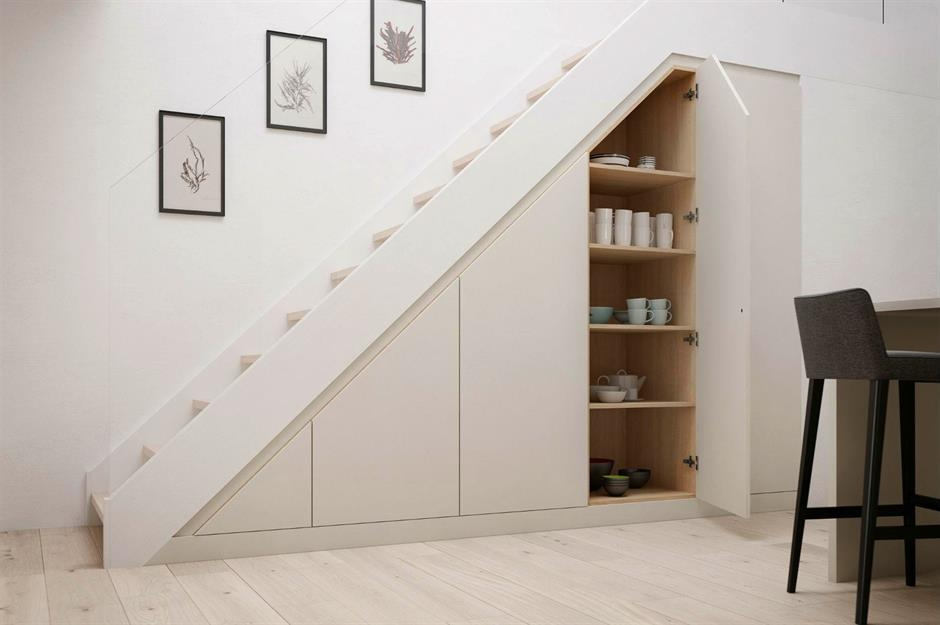 Stylish Staircase Ideas To Suit Every Space Loveproperty Com   Half Wall Staircase Design   Minimalist   Stair Railing   Frames Up   Architecture Contemporary   Stairway
