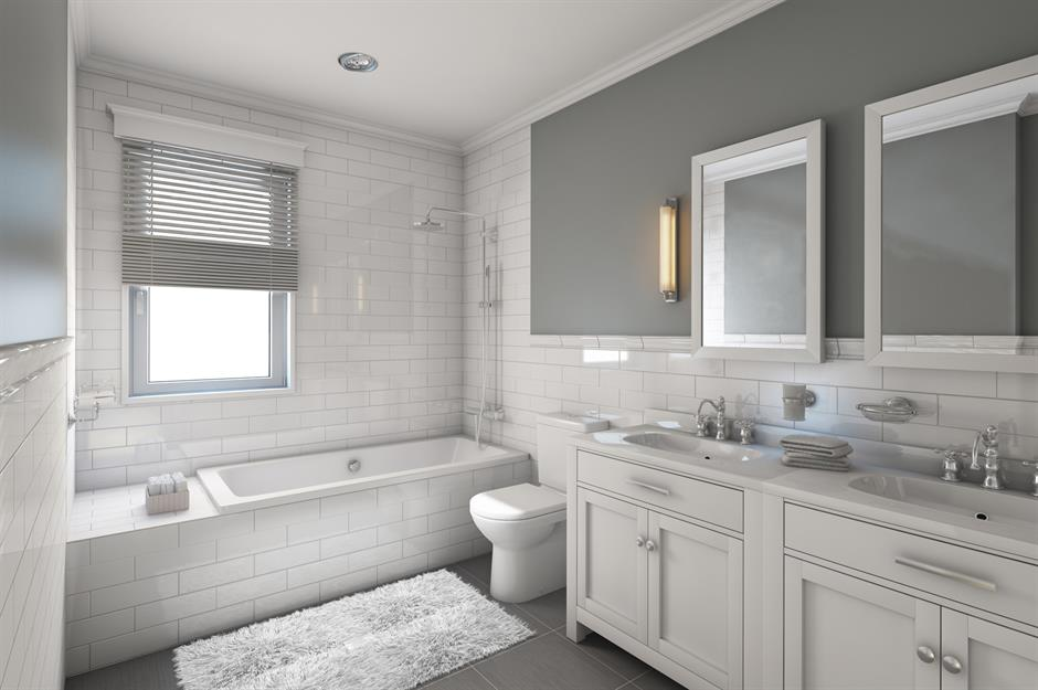 White Bathroom Ideas That Are Far From Boring Loveproperty Com