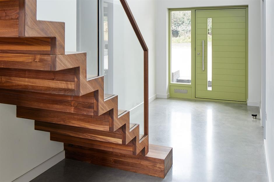 Stylish Staircase Ideas To Suit Every Space Loveproperty Com | Stairs Covered In Wood | Round | Interior | Metal | Random | Luxury
