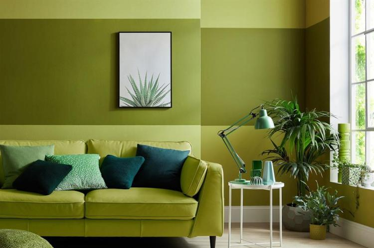 Green Decor Be Inspired By These Fresh Decorating Ideas Loveproperty Com