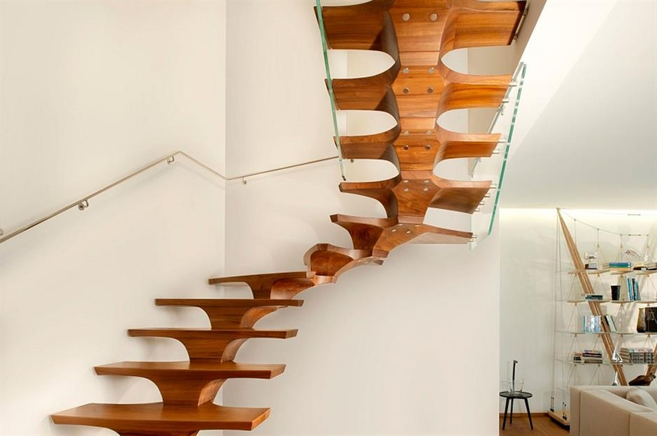 Stylish Staircase Ideas To Suit Every Space Loveproperty Com | Double L Shaped Staircase Design | Limited Space | Space Saving Stair | Inner Staircase | Traditional | 90 Degree