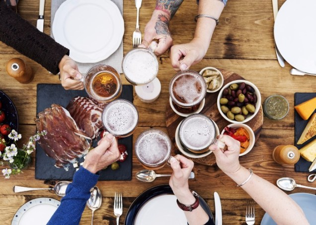 Image result for Beer + Cured Meat Pairing