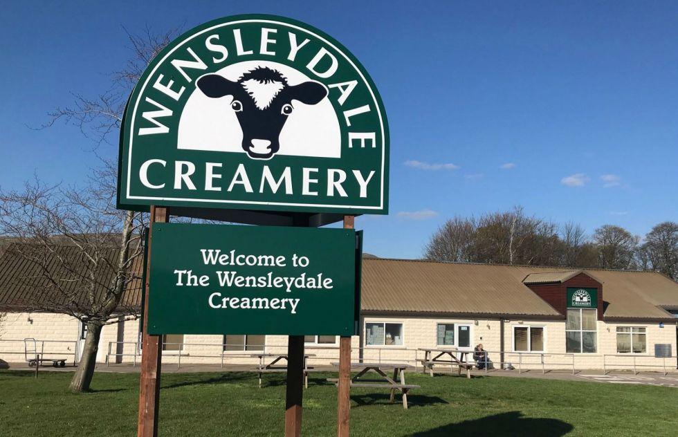 Wensleydale Creamery (Image: Wensleydale Creamery/Facebook)