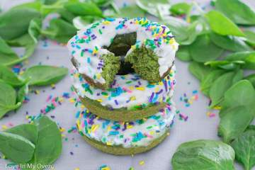 green monster donuts