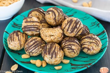 Peanut Butter Snack Balls