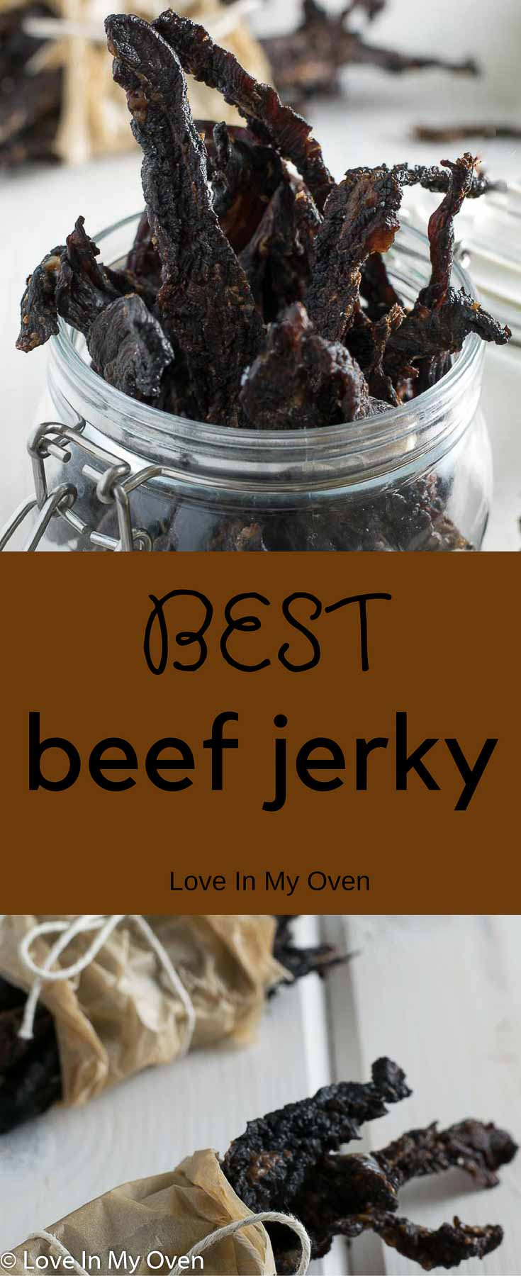 beef jerky, on the side, snacks, dehydrator, beef, make your own, soya sauce