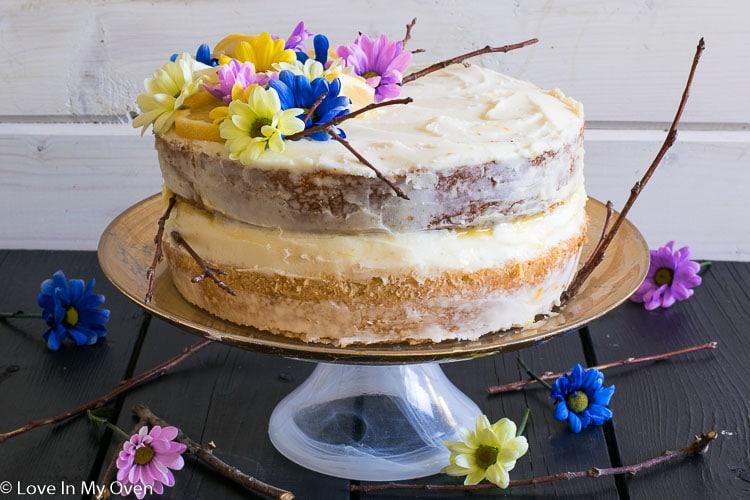lovely lemon cake