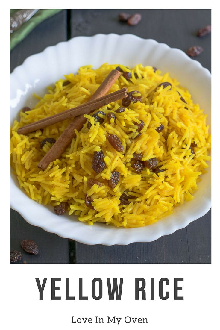 A South African classic; a traditional rice dish cooked with fragrant cinnamon sticks, colourful turmeric, and dotted with plump, juicy raisins. Serve it as a side dish or as the base to your favourite curried meat!