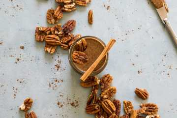 maple pecan butter