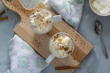 Keto Caramel Latte