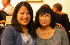 Vicky and Teresa