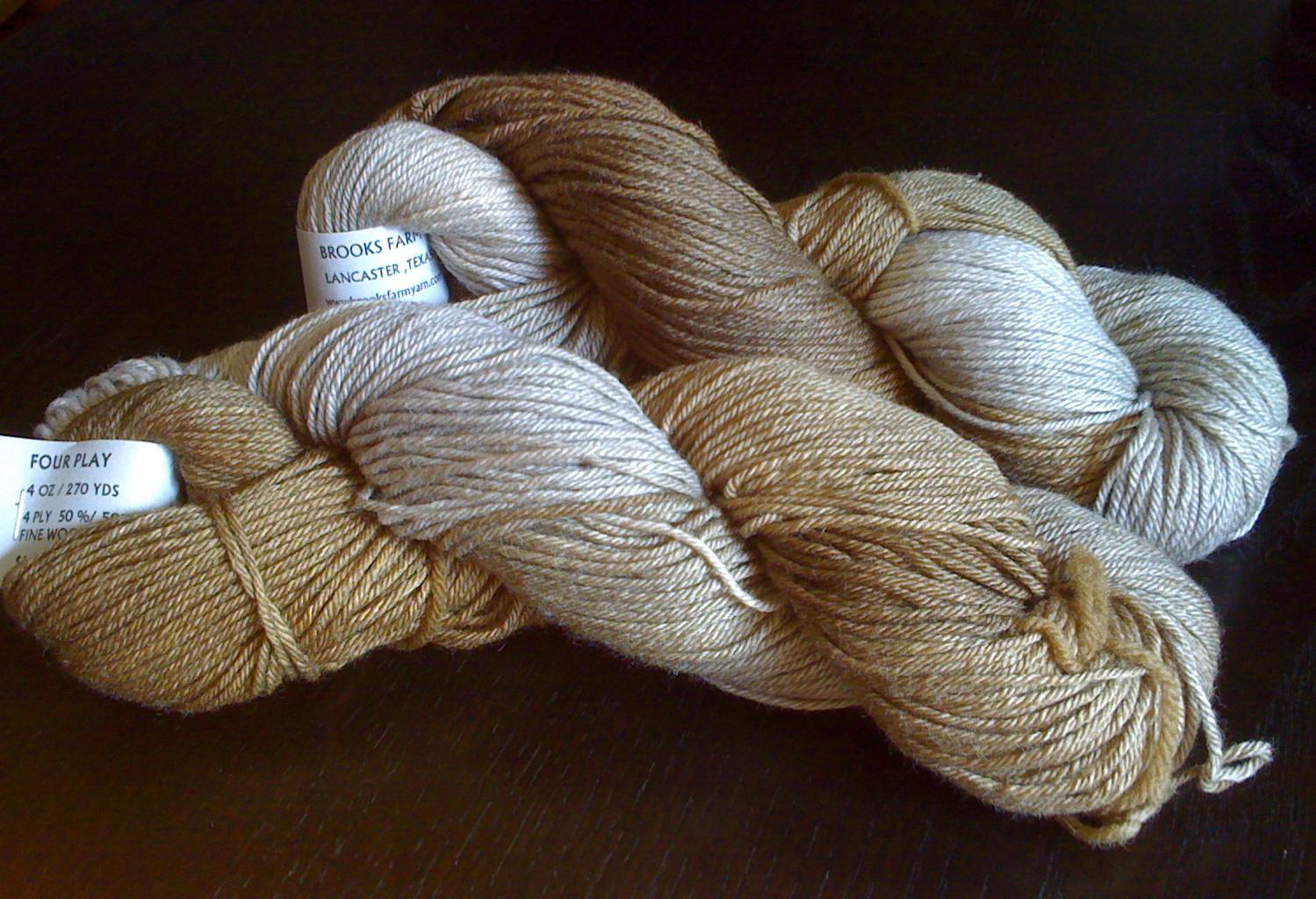 Warm Wool, Soft Silk