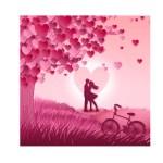 Fidelitatea este mai ușoară în prietenie decât în dragoste !