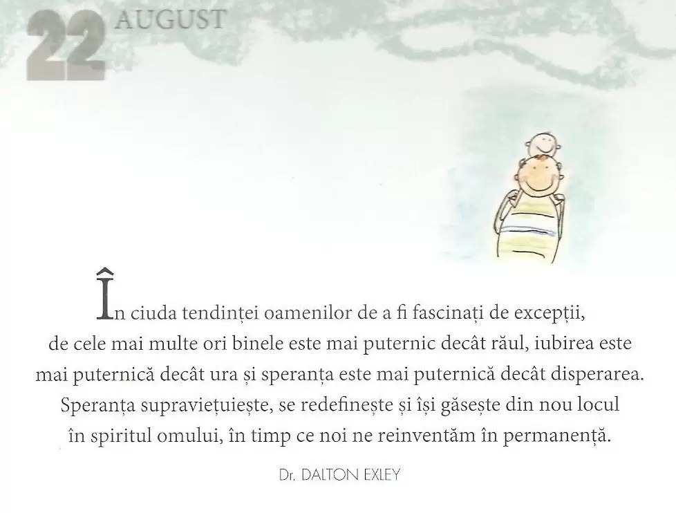 22 August