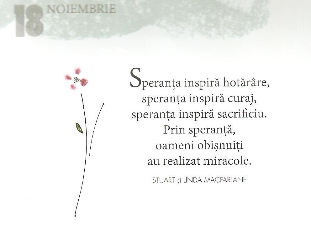 18 Noiembrie
