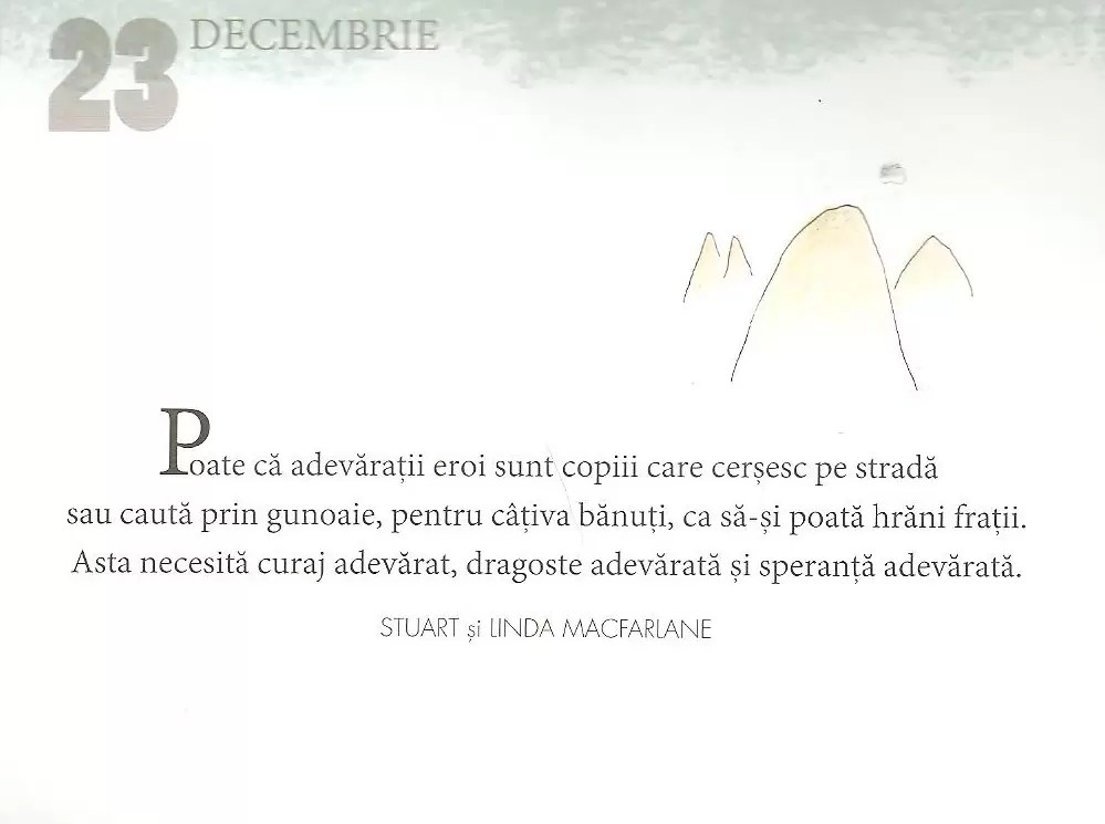 23 Decembrie