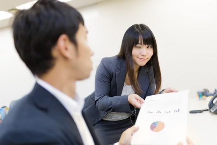 職場の気になる女性と接点を持つ為の6つのアプローチ