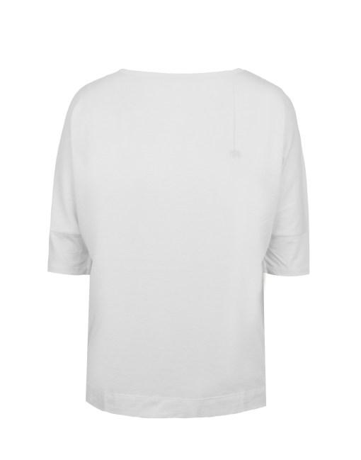 V-Neck T-Shirt 3/4-Arm