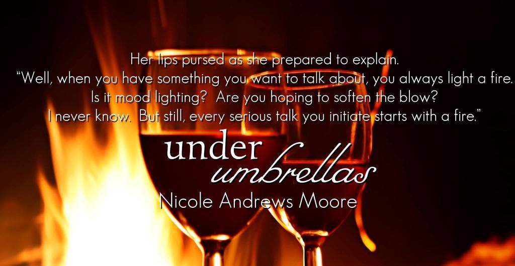 under umbrellas teaser fire