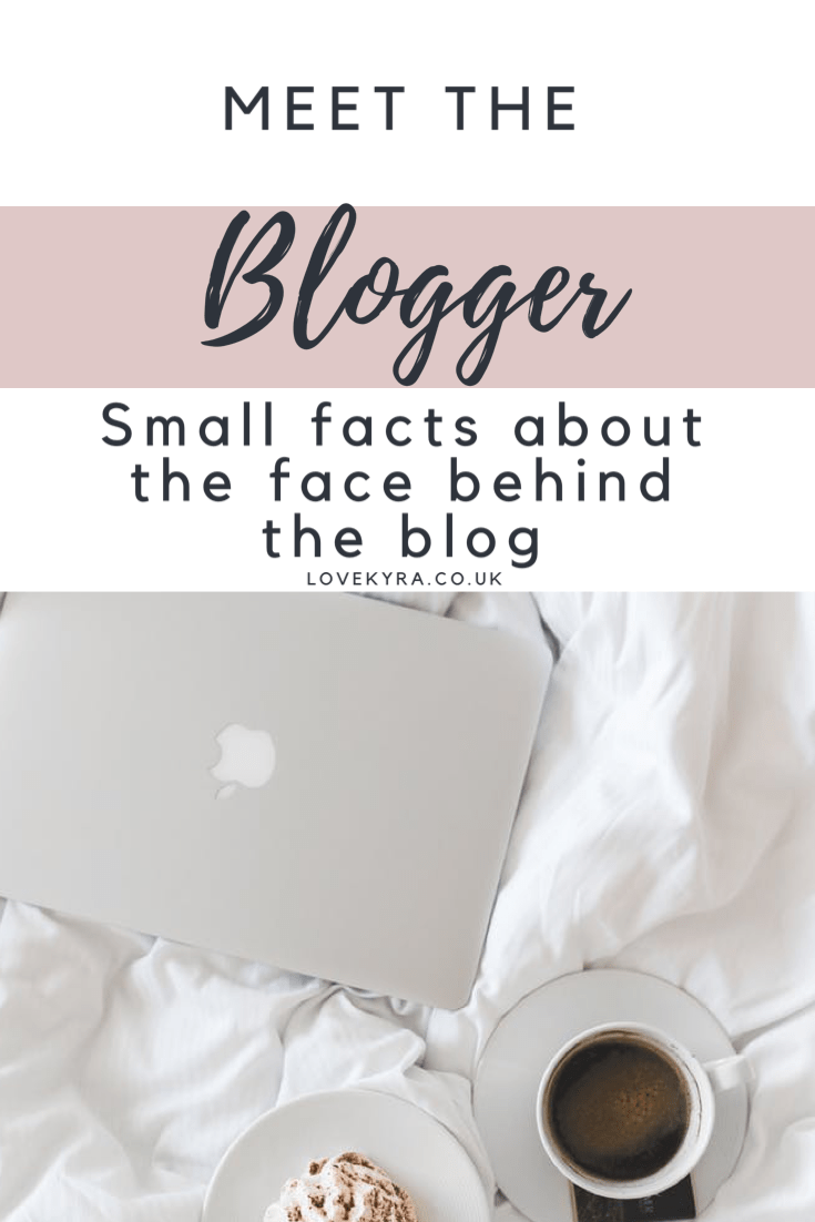 Meet-the-blogger blog post pin graphic