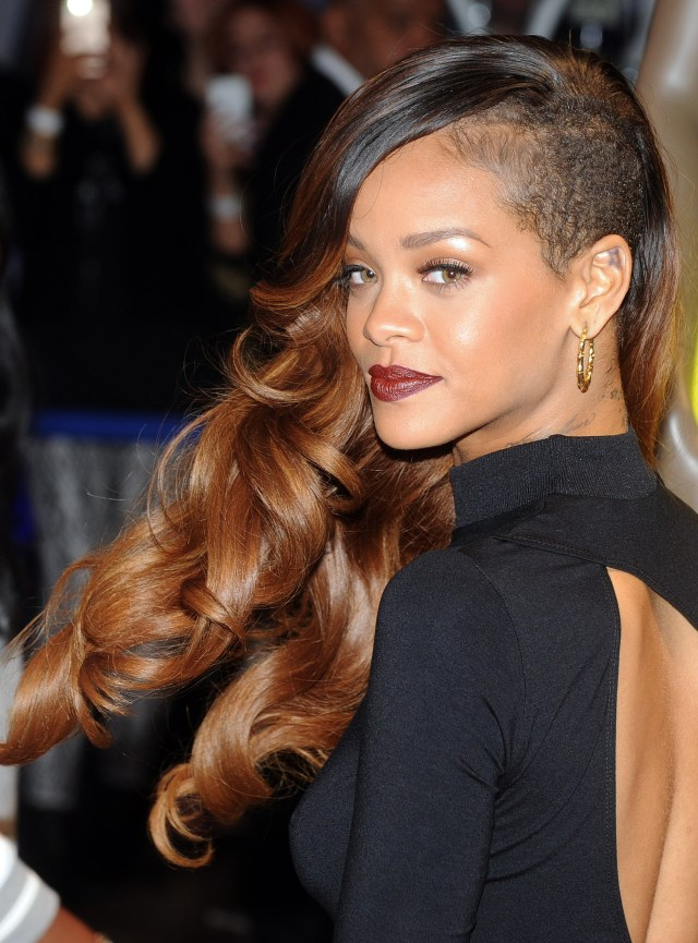 37 rihanna hairstyles broken down by colour that prove she