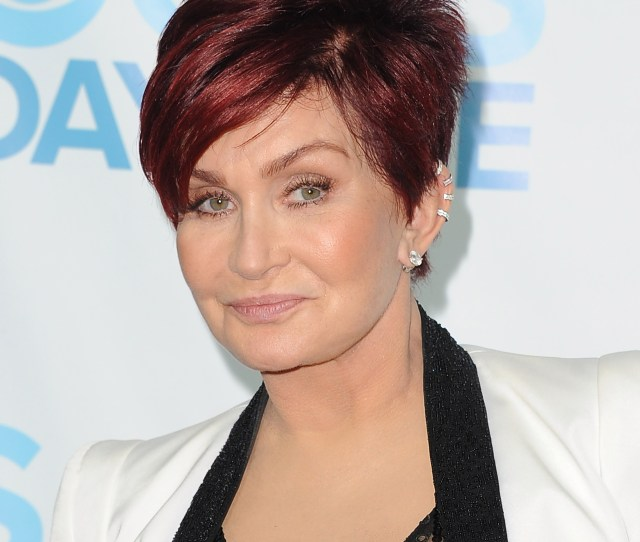 Sharon Osbourne Reveals Self Injury Secret But Some Of Her Language Is Problematic Video