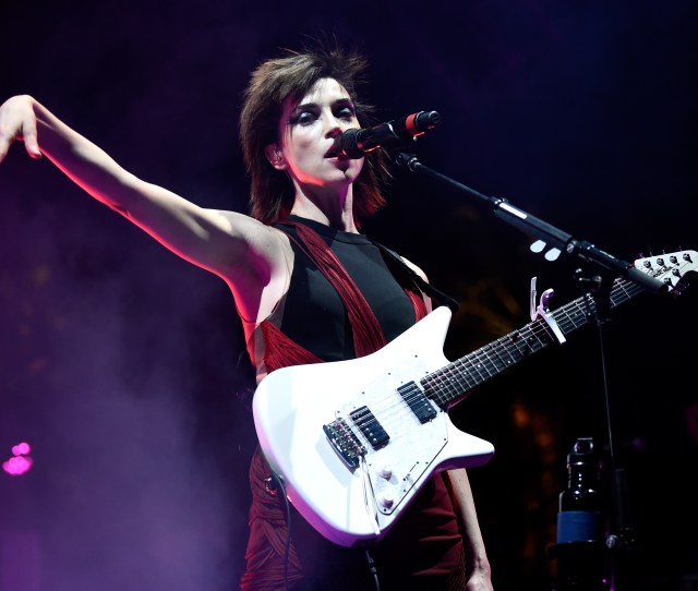 St Vincent To Direct Female Driven Horror Movie Xx This Is Even More Reason To Love Her
