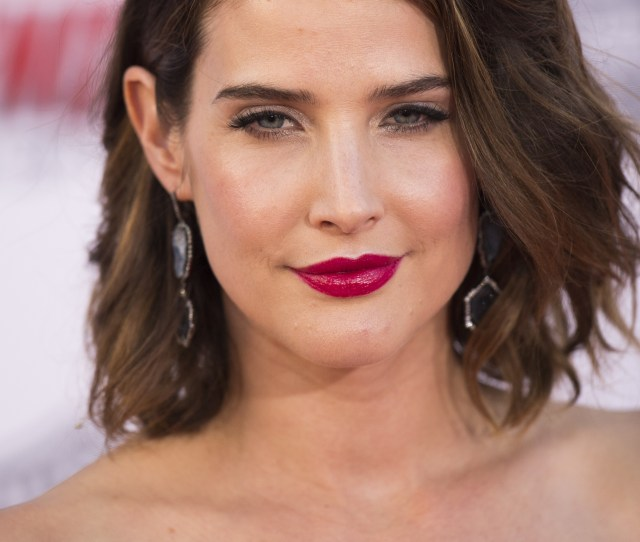 Jack Reacher Star Cobie Smulders Is Helping Change The Fate Of Women In Action Films