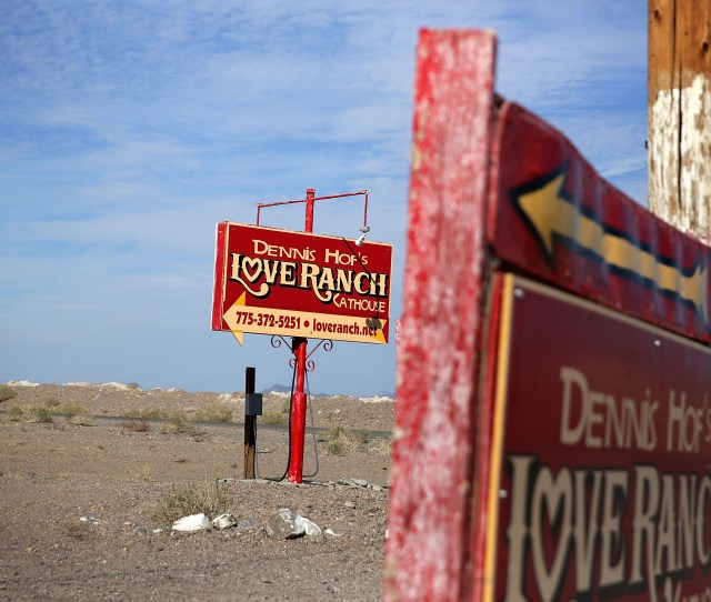 How Is Dennis Hofs Love Ranch South Legal Heres How The Nevada Brothel Is Able To Exist
