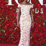 Lupita Nyong'o Stuns At The 2016 Tony Awards