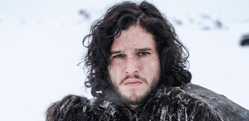 Jon Snow is the best character of Games of throne