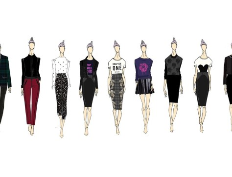 , Kelly Osbourne's Clothing Line is Making A Statement!