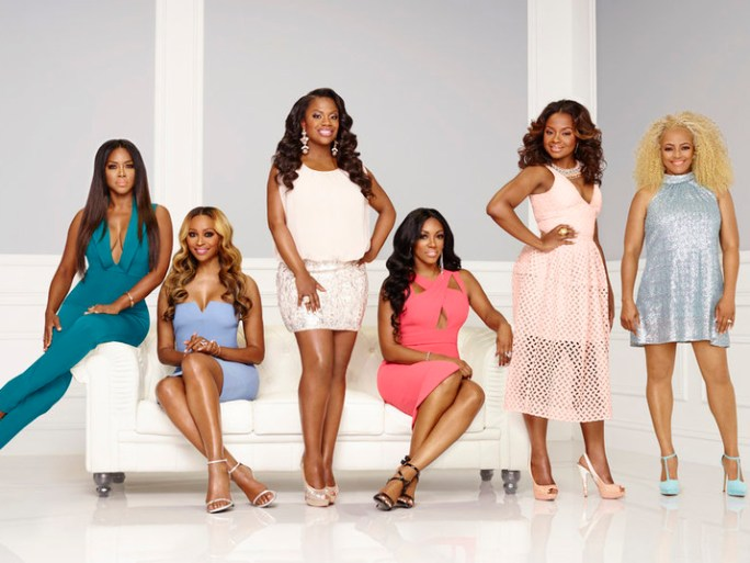 Spilling the Tea on the Real Housewives of Atlanta by Being A Wordsmith