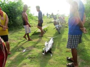 Sunrise beach Sabong village (6)