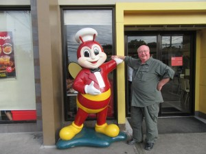 me and Jollibee