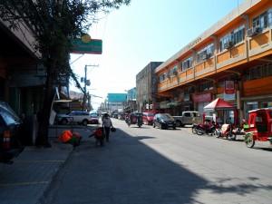 Tacloban street