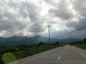 Drive to Ormoc