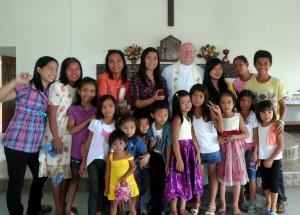 St Joseph - Trinity Sunday (24)