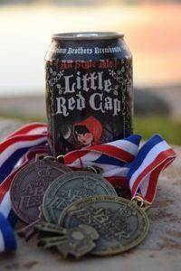 Little Red Cap wins Gold 2016 GABF