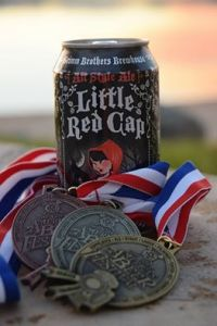 Little Red Cap wins Gold 2016 GABF