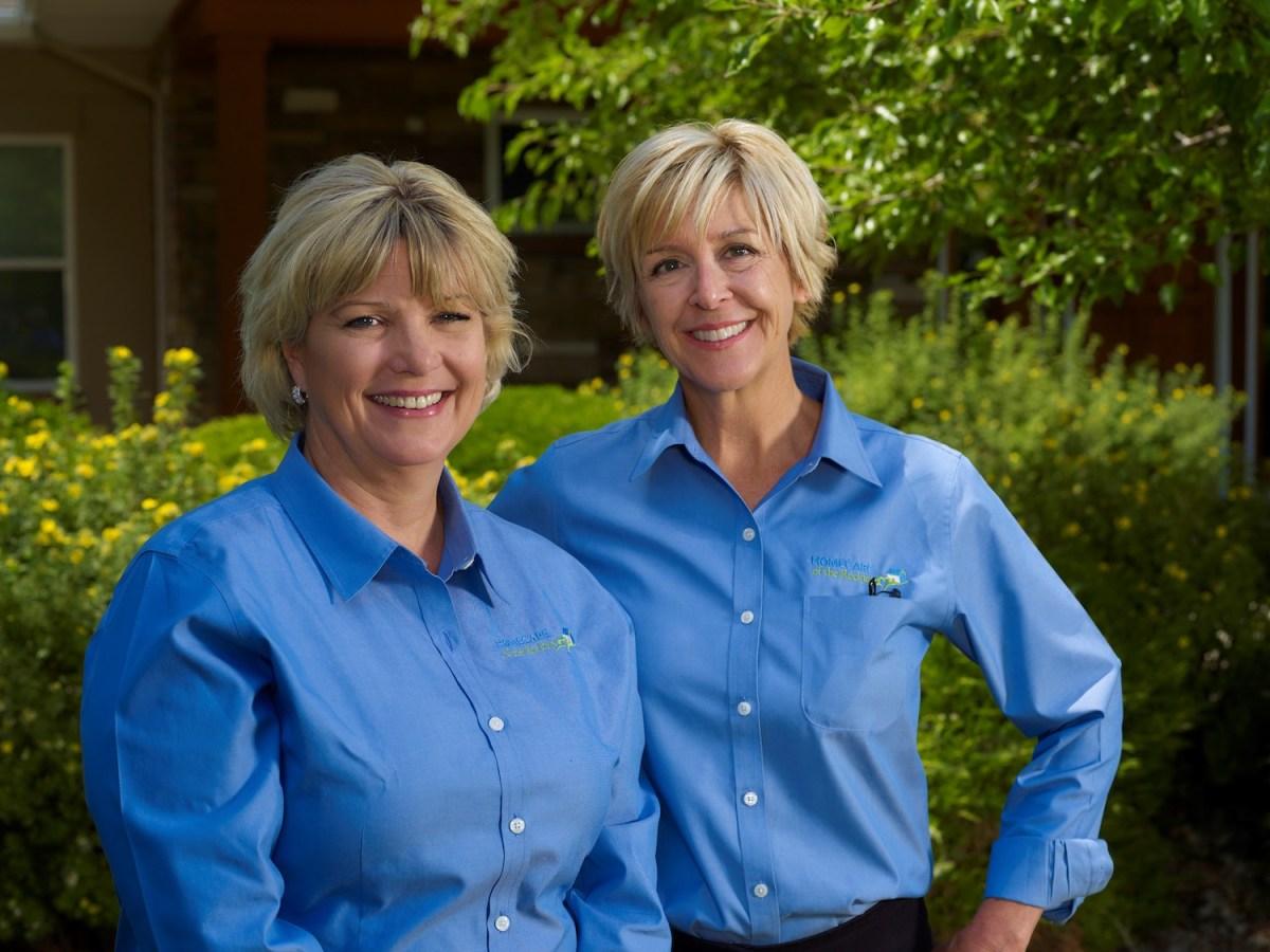 Maureen & Sandi McCann