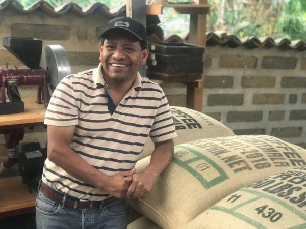 Coffee Farmer Zaqueo