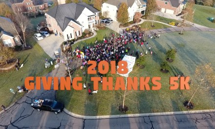 DRONE VIDEO: Giving Thanks 5K 2018