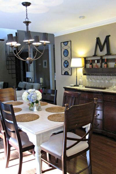 My Inspired Room: Dining Room