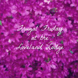 Frugal Friday Finds