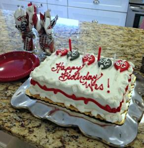 Celebrations: Alabama Football Birthday Party