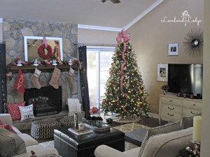 Christmas Home Tour: Part One