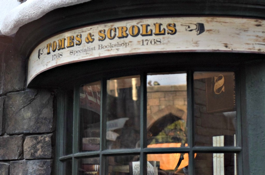 Stores in Hogsmeade