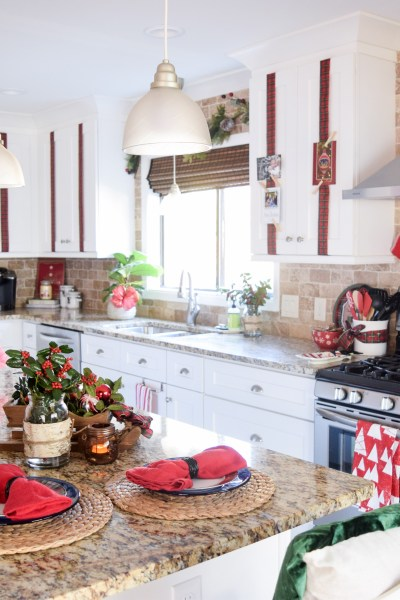 Christmas Home Tour 2016: Kitchen