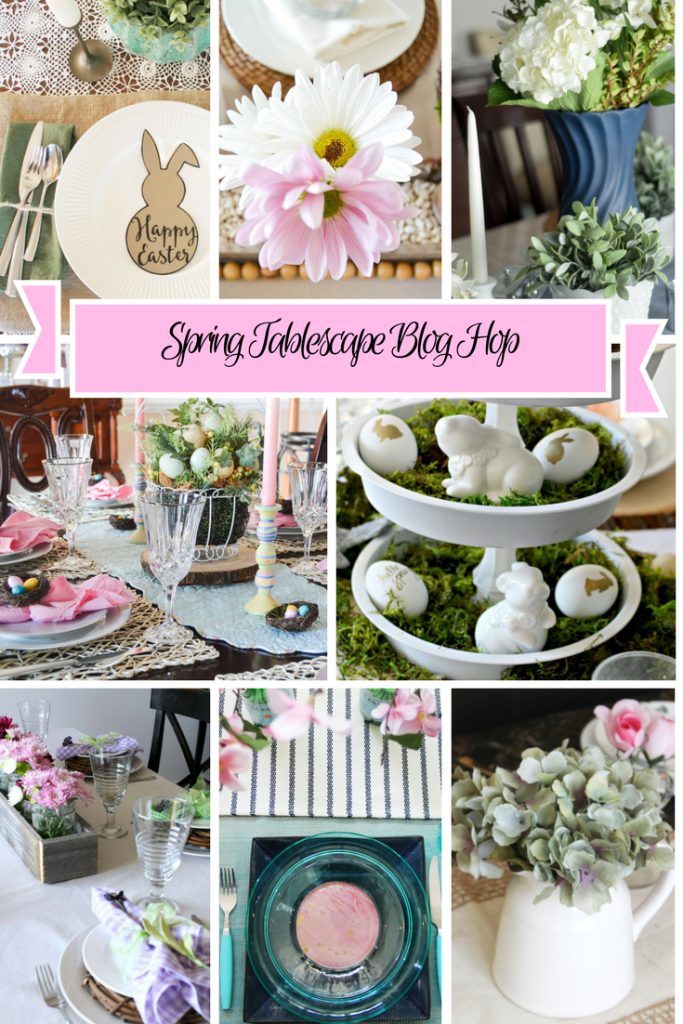 Tablescape spring inspiration